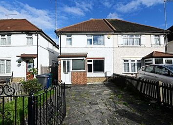 Thumbnail 3 bed semi-detached house for sale in Dickens Avenue, Finchley, London