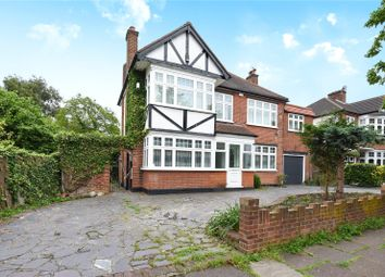 Thumbnail 4 bed property for sale in South Drive, Ruislip, Middlesex