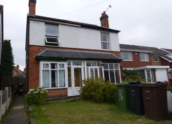 Thumbnail 3 bed property to rent in Wherretts Well Lane, Solihull