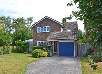 Storrington, West Sussex RH20. 4 bed detached house