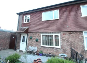 Thumbnail 3 bed semi-detached house for sale in Oak Tree Estate, Preston, Hull