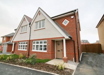 Thumbnail 3 bed semi-detached house for sale in Avoncliffe Road, Worsley, Manchester