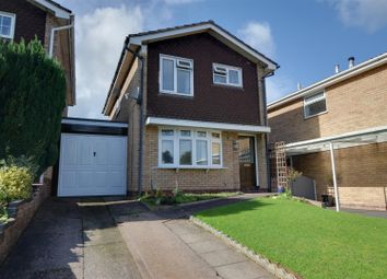 Thumbnail 3 bed detached house for sale in Burlington Drive, Stafford