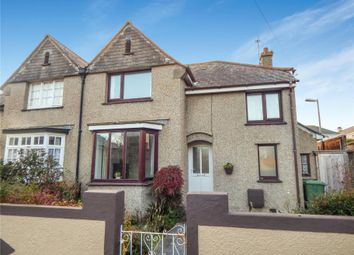 Thumbnail 3 bed semi-detached house for sale in Tencreek Avenue, Penzance, Cornwall
