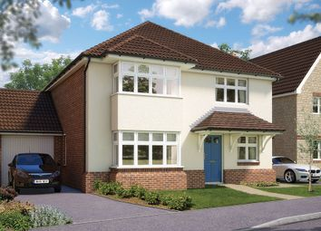 "Thumbnail 4 bed property for sale in ""The Canterbury"" at Chivenor, Barnstaple"