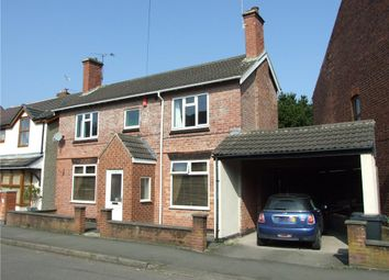Thumbnail 3 bed detached house for sale in Charles Street, Leabrooks, Alfreton
