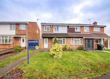 Thumbnail 3 bed semi-detached house for sale in Fortrose Walk, Calcot, Reading