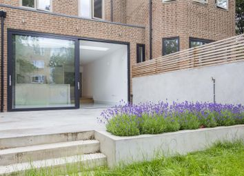 Thumbnail 3 bed flat for sale in Lordship Park, London