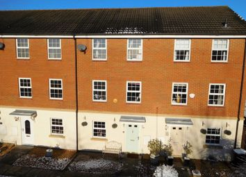 Thumbnail 3 bed terraced house for sale in Massey Close, Stapeley, Nantwich