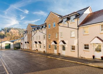 Thumbnail 4 bed town house for sale in Ballantyne Place, Peebles