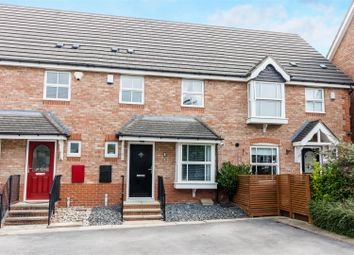 Thumbnail 3 bedroom town house for sale in Keelham Drive, Rawdon, Leeds
