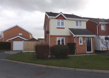 Thumbnail 3 bed detached house for sale in Cadwalader, Kinmel Bay, Conwy