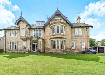 Thumbnail 4 bedroom flat for sale in Cross Road, Paisley