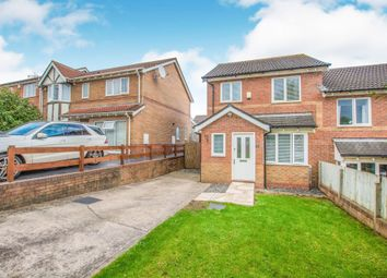 Thumbnail 3 bed semi-detached house for sale in Coed Criafol, Barry