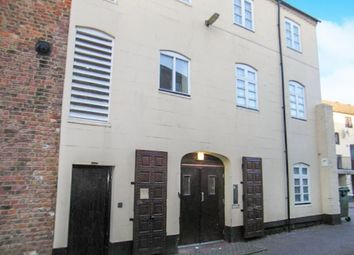 Thumbnail 2 bedroom flat for sale in Albion Granary, Nene Quay, Wisbech