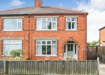 3 bed semi-detached house for sale in Gladstone Road, Newark NG24