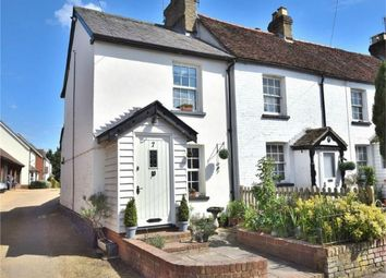 Thumbnail 2 bed end terrace house for sale in High Street, Widford, Ware, Hertfordshire