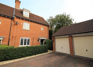 Thumbnail 3 bed semi-detached house for sale in Vaughan Williams Way, Warley, Brentwood