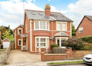 Thumbnail 4 bed semi-detached house to rent in Wargrave, Berkshire