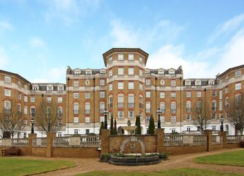 Thumbnail 3 bed flat for sale in Chapman Square, Wimbledon