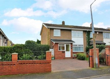 Thumbnail 3 bed semi-detached house for sale in Vaughan Avenue, Campsall, Doncaster, South Yorkshire