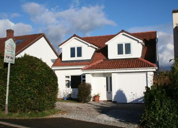 Thumbnail 4 bed detached house for sale in St. Pauls Close, Bovey Tracey, Newton Abbot
