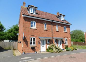 Thumbnail 3 bed semi-detached house for sale in Discovery Close, Coalville
