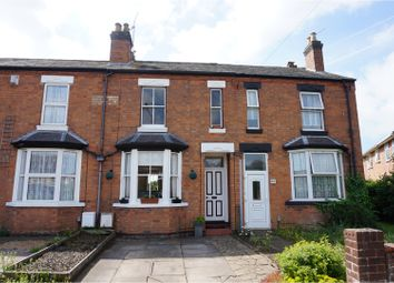 Thumbnail 4 bed terraced house for sale in Heathcote Road, Leamington Spa