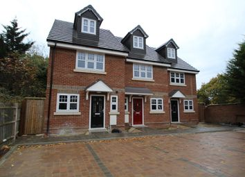 Thumbnail 3 bed terraced house to rent in London Road, Camberley
