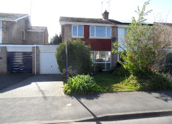 Thumbnail 3 bed semi-detached house to rent in Abberley Avenue, Stourport-On-Severn