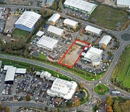 Thumbnail Land to let in Matford Business Park, Exeter