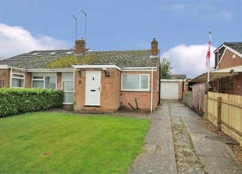 Thumbnail 2 bed semi-detached bungalow for sale in Carrs Way, Harpole, Northampton