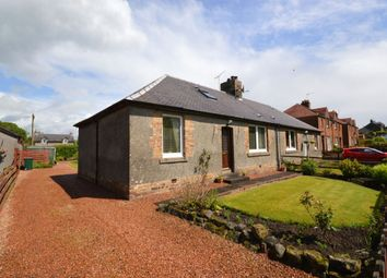 Thumbnail 2 bed semi-detached house for sale in Waulkmill, Crook Of Devon, Kinross