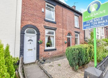 Thumbnail 3 bed terraced house for sale in Bolton Road, Radcliffe, Manchester
