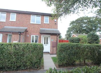Thumbnail 2 bed town house for sale in Kilmarie Close, Hinckley