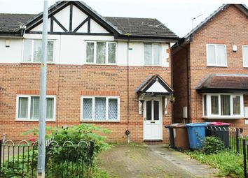 Thumbnail 2 bed semi-detached house for sale in Yew Street, Salford, Greater Manchester