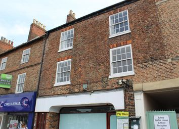 Thumbnail 2 bedroom flat to rent in Market Place, Thirsk