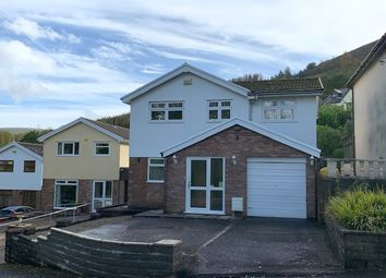Thumbnail 4 bed detached house for sale in Cwm Alarch, Mountain Ash