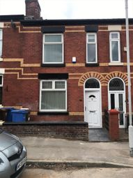Thumbnail 4 bed terraced house for sale in Cunliffe Street, Stockport