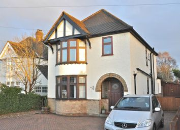 Thumbnail 3 bed detached house for sale in Offenham Road, Evesham