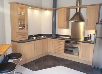 Thumbnail 1 bed flat to rent in Stoney Street, Nottingham