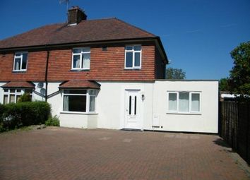 Thumbnail 5 bed semi-detached house for sale in Milton Road, Cambridge