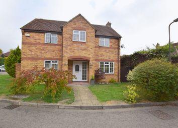 Thumbnail 4 bed detached house for sale in Hamilton Lane, Far Bletchley, Milton Keynes