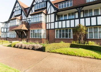 Thumbnail 2 bed flat for sale in Rutland Court, Queens Drive, West Acton, London