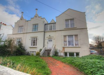 Thumbnail 1 bed flat for sale in Darnley Road, Gravesend