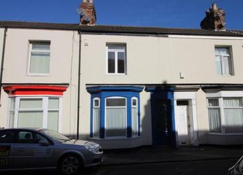 Thumbnail 2 bed terraced house to rent in Edward Street, Stockton On Tees