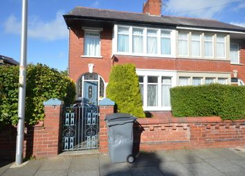 Thumbnail 3 bed semi-detached house for sale in Birchway Avenue, Blackpool