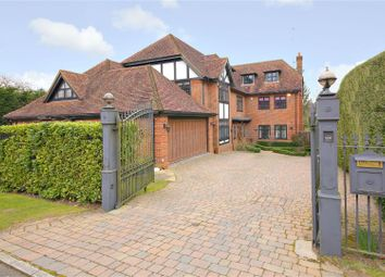 Thumbnail 7 bed detached house for sale in Abbey View, Radlett