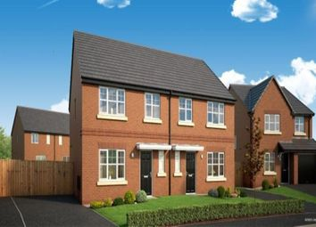 Thumbnail 4 bed semi-detached house for sale in Borrowdale Road, Middleton, Manchester
