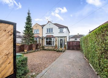 Thumbnail 3 bed semi-detached house for sale in Carr Road, Calverley, Pudsey